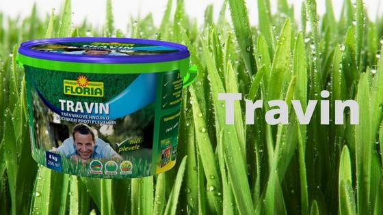 Trávníkové hnojivo