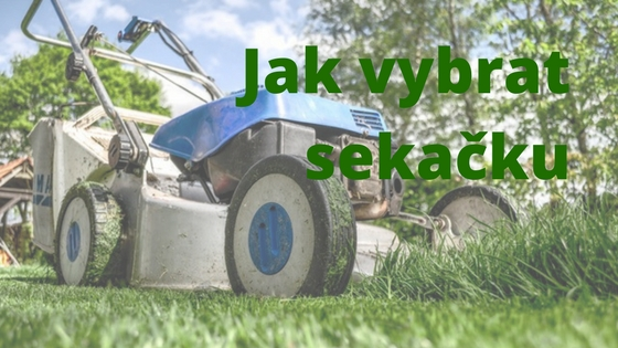 Zahradní stroje
